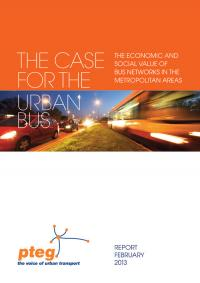 Case for urban bus