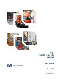 Freight in our major urban areas