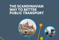 Scandinavian way to better public transport