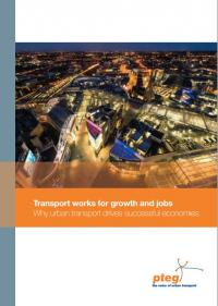 Transport works for growth and jobs