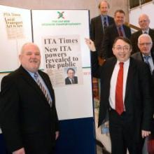 Paul Clark MP visits Newcastle to mark ITA name change