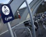 Cycle stands at Mirfield