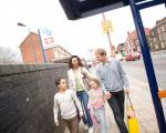 Family Walking - WMCA