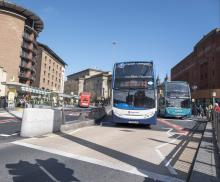 Buses in Liverpool