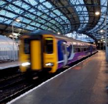 Northern Rail service
