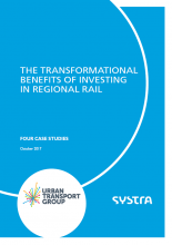 Transformational Benefits of Investing in Regional Rail